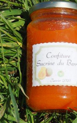 Confiture de Sucrine du Berry